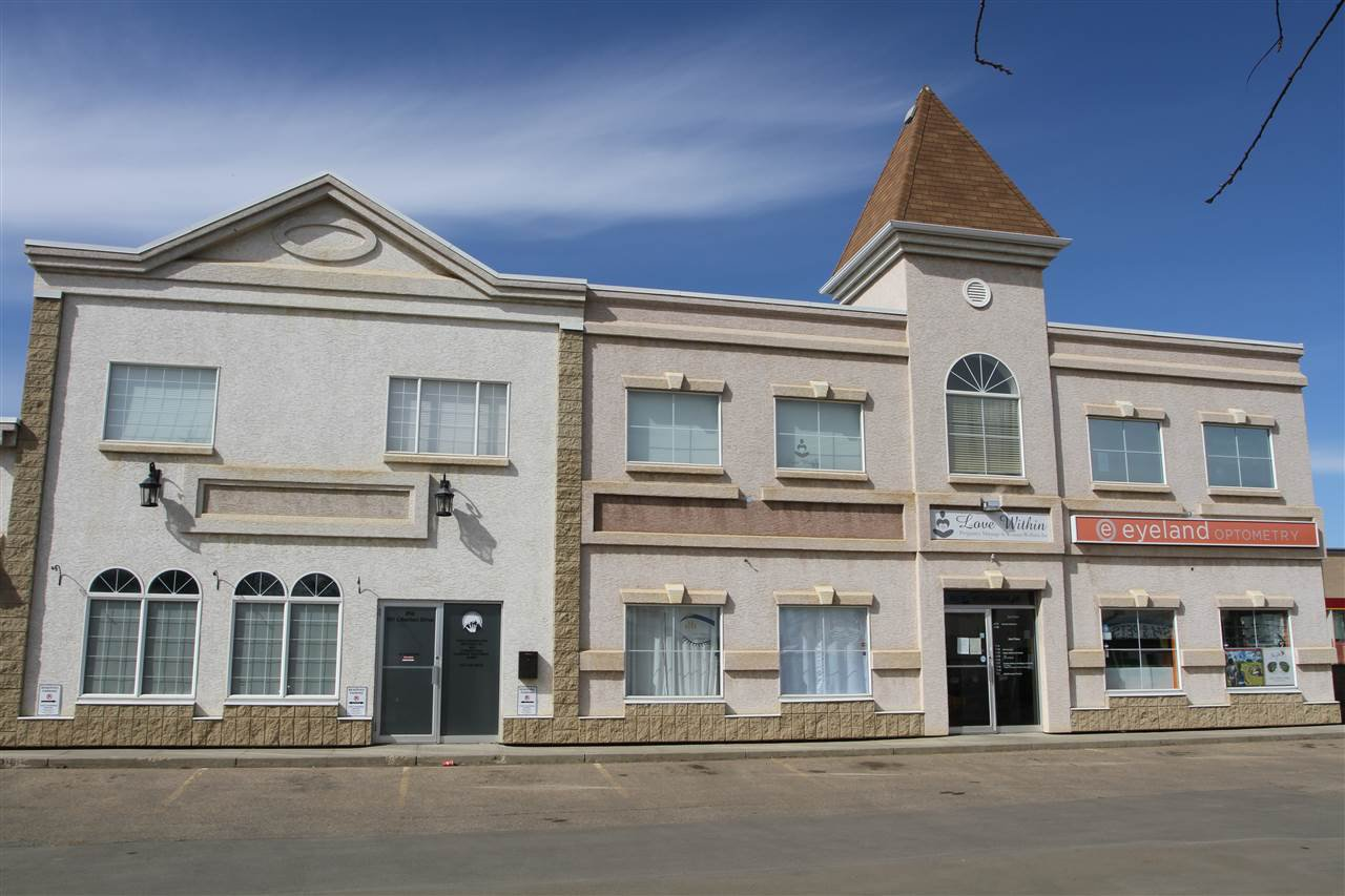 Main Photo: 60 161 Liberton Drive: St. Albert Retail for sale : MLS®# E4208072