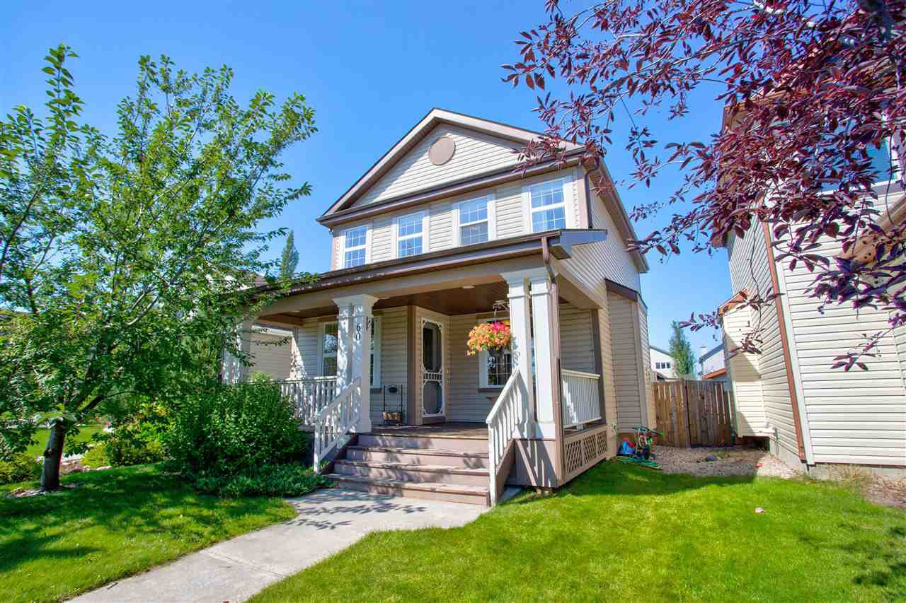 Main Photo: 60 SUMMERWOOD Drive: Sherwood Park House for sale : MLS®# E4208289