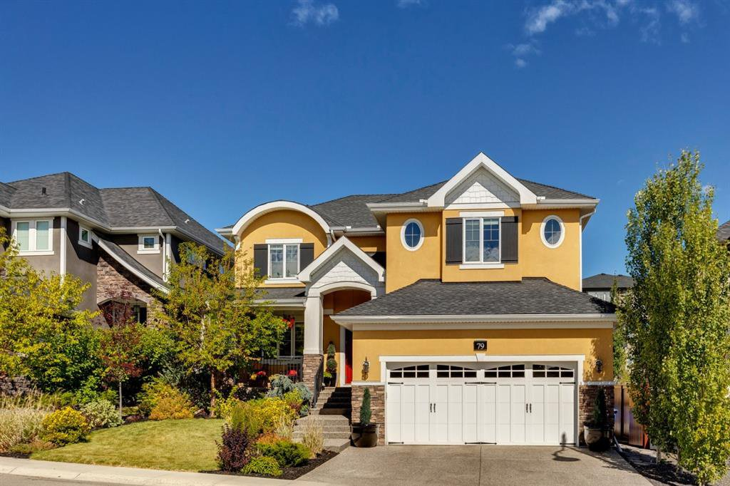 Main Photo: 79 ASPEN DALE Way SW in Calgary: Aspen Woods Detached for sale : MLS®# A1032647