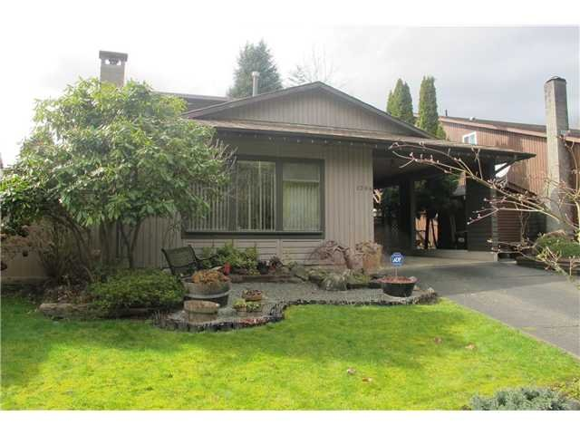 Main Photo: 1266 Gabriola Dr.: House for sale : MLS®# V939566