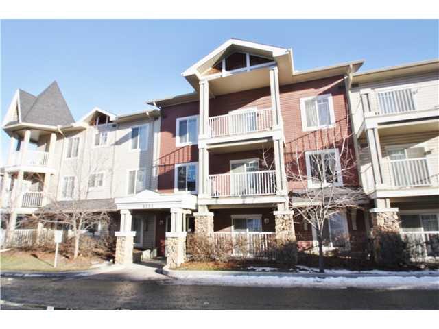 Main Photo: 6209 70 PANAMOUNT Drive NW in CALGARY: Panorama Hills Condo for sale (Calgary)  : MLS®# C3593319