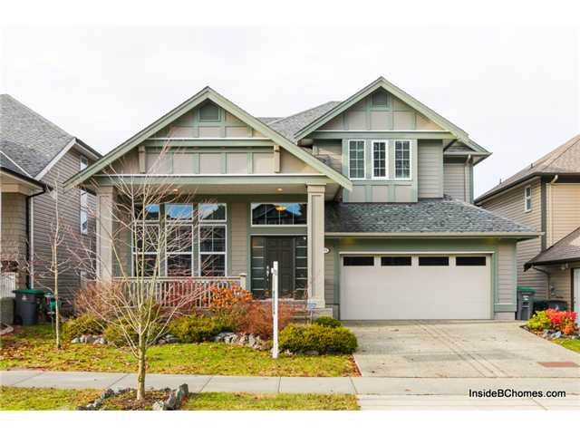 "Main Photo: 6129 164TH Street in Surrey: Cloverdale BC House for sale in ""WEST CLOVERDALE"" (Cloverdale)  : MLS®# F1403026"