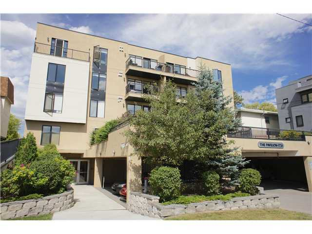 Main Photo: 203 1724 26 Avenue SW in CALGARY: Bankview Condo for sale (Calgary)  : MLS®# C3600472