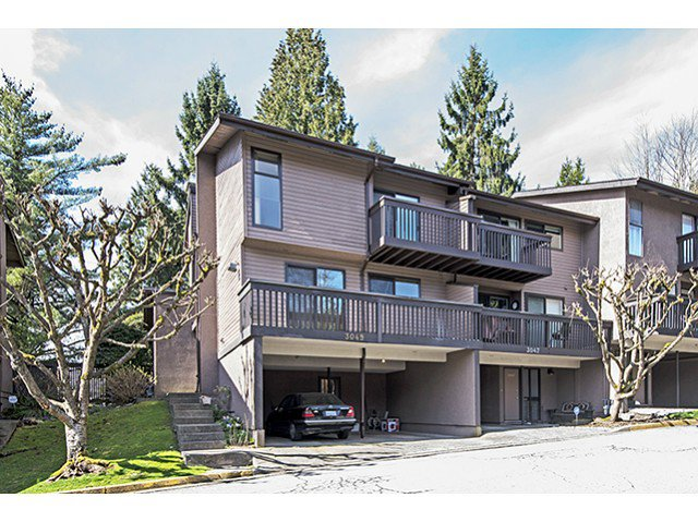 Main Photo: 3049 ARIES Place in Burnaby: Simon Fraser Hills Townhouse for sale (Burnaby North)  : MLS®# V1055744