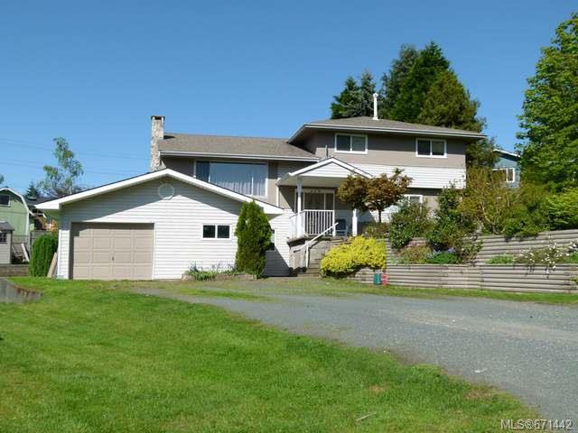 Main Photo: 179 LONSDALE Crescent in CAMPBELL RIVER: CR Campbell River Central House for sale (Campbell River)  : MLS®# 671442