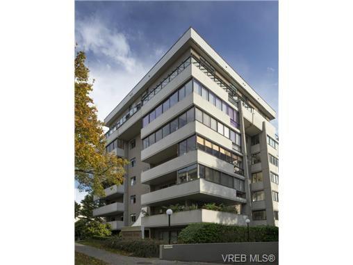 Main Photo: 701 819 Burdett Ave in VICTORIA: Vi Downtown Condo for sale (Victoria)  : MLS®# 685027