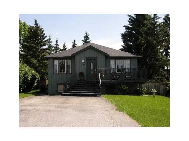 Main Photo: 208 BAIRD Avenue: Cochrane Residential Detached Single Family for sale : MLS®# C3641922