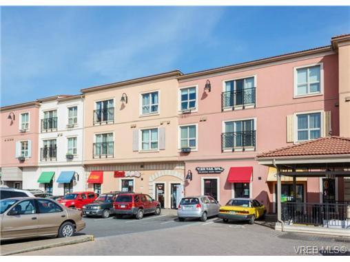 Main Photo: 207 1642 McKenzie Ave in VICTORIA: SE Lambrick Park Condo for sale (Saanich East)  : MLS®# 695484