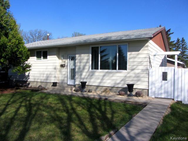 Main Photo: 359 Greenwood Avenue in WINNIPEG: St Vital Residential for sale (South East Winnipeg)  : MLS®# 1511399