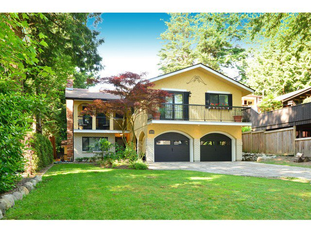 "Main Photo: 12779 14B Avenue in Surrey: Crescent Bch Ocean Pk. House for sale in ""Ocean Park - 1001 Steps"" (South Surrey White Rock)  : MLS®# F1442520"