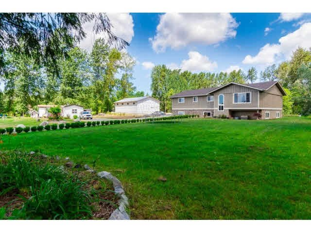 Main Photo: 23059 OLD YALE Road in Langley: Campbell Valley House for sale : MLS®# F1450274