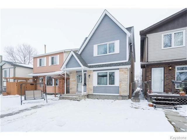 Main Photo: 86 Northcliffe Drive in WINNIPEG: Transcona Residential for sale (North East Winnipeg)  : MLS®# 1529487