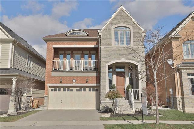 Main Photo: 119 Playfair Terrace in Milton: Scott House (2-Storey) for sale : MLS®# W3368872