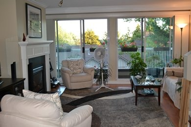 """Photo 9: Photos: 3457 AMBERLY Place in Vancouver: Champlain Heights Townhouse for sale in """"TIFFANY RIDGE"""" (Vancouver East)  : MLS®# R2041726"""