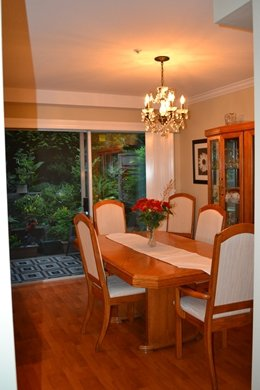 """Photo 7: Photos: 3457 AMBERLY Place in Vancouver: Champlain Heights Townhouse for sale in """"TIFFANY RIDGE"""" (Vancouver East)  : MLS®# R2041726"""