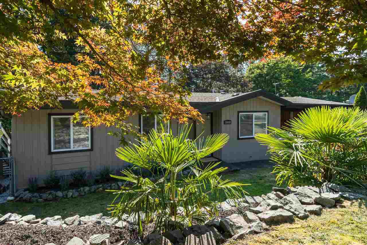 "Main Photo: 10648 SANTA MONICA Drive in Delta: Nordel House for sale in ""Canterbury Heights"" (N. Delta)  : MLS®# R2073318"