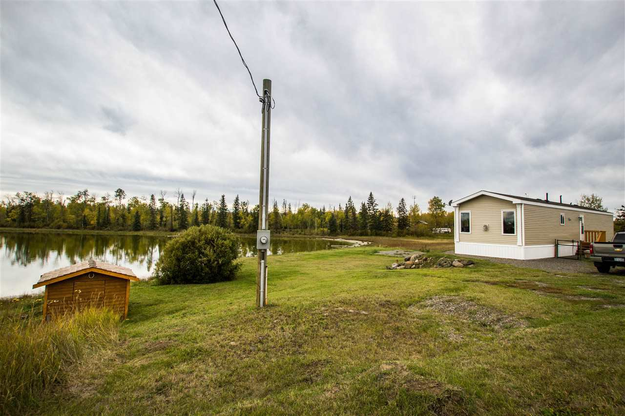 Photo 1: Photos: 2510 NORTH BONAPARTE Road: 70 Mile House Manufactured Home for sale (100 Mile House (Zone 10))  : MLS®# R2110202