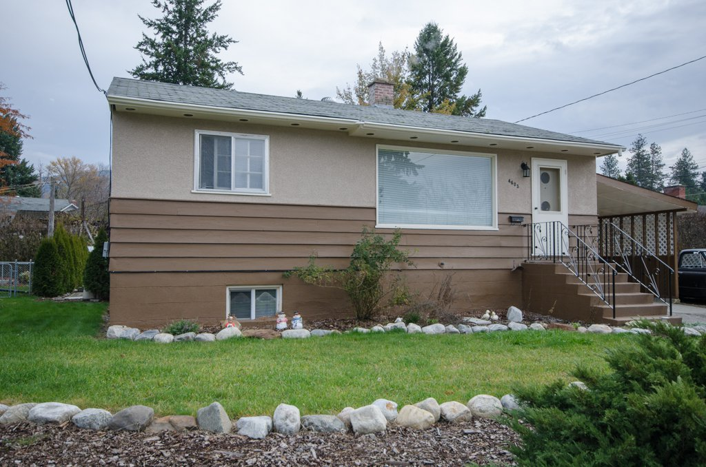 Main Photo: 4603 17th Street in Vernon: Harwood House for sale (North Okanagan)  : MLS®# 10073757