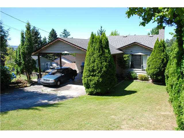 Main Photo: 1892 Brunette Ave. in Coquitlam: Cape Horn House for sale : MLS®# V1073888