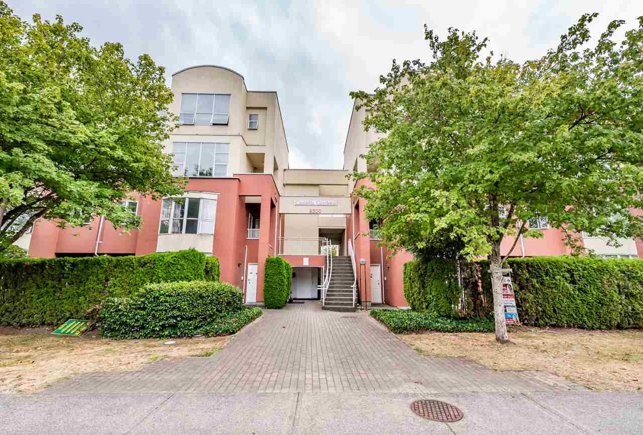 """Main Photo: 347 8300 GENERAL CURRIE Road in Richmond: Brighouse South Townhouse for sale in """"CAMELIA GARDEN"""" : MLS®# R2201078"""