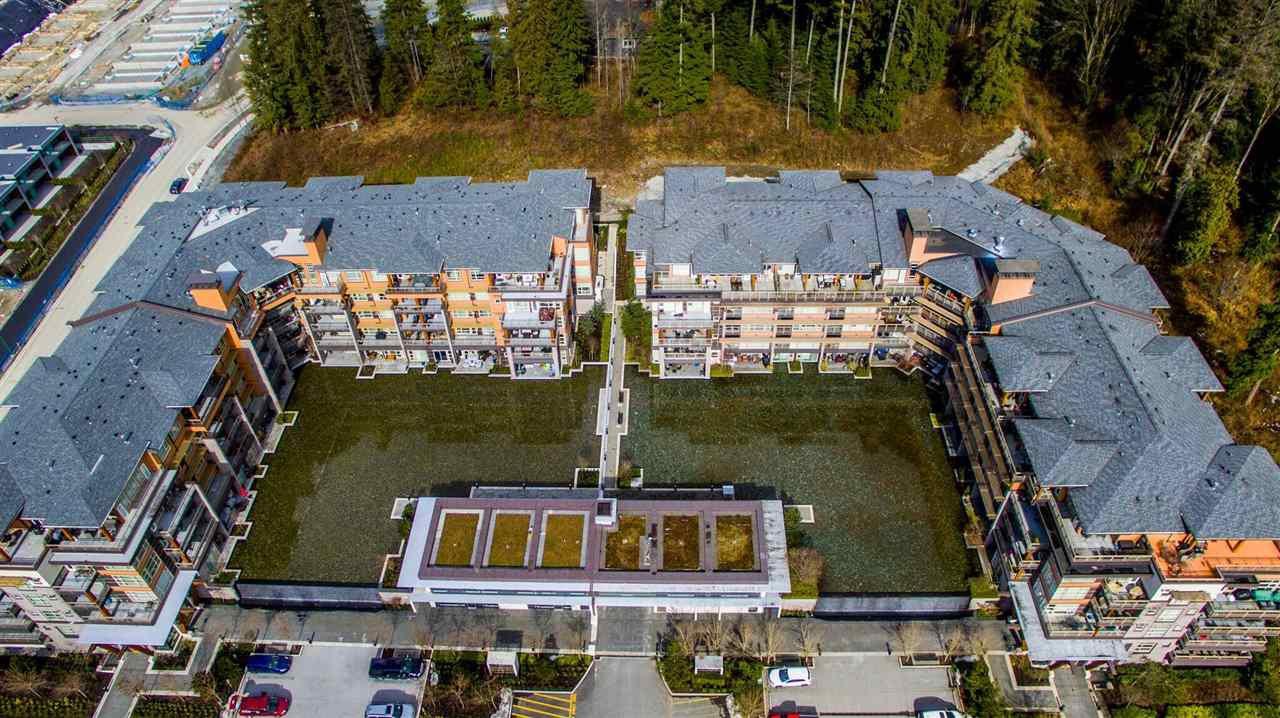 "Photo 3: Photos: 314 3602 ALDERCREST Drive in North Vancouver: Roche Point Condo for sale in ""DESTINY 2"" : MLS®# R2247958"