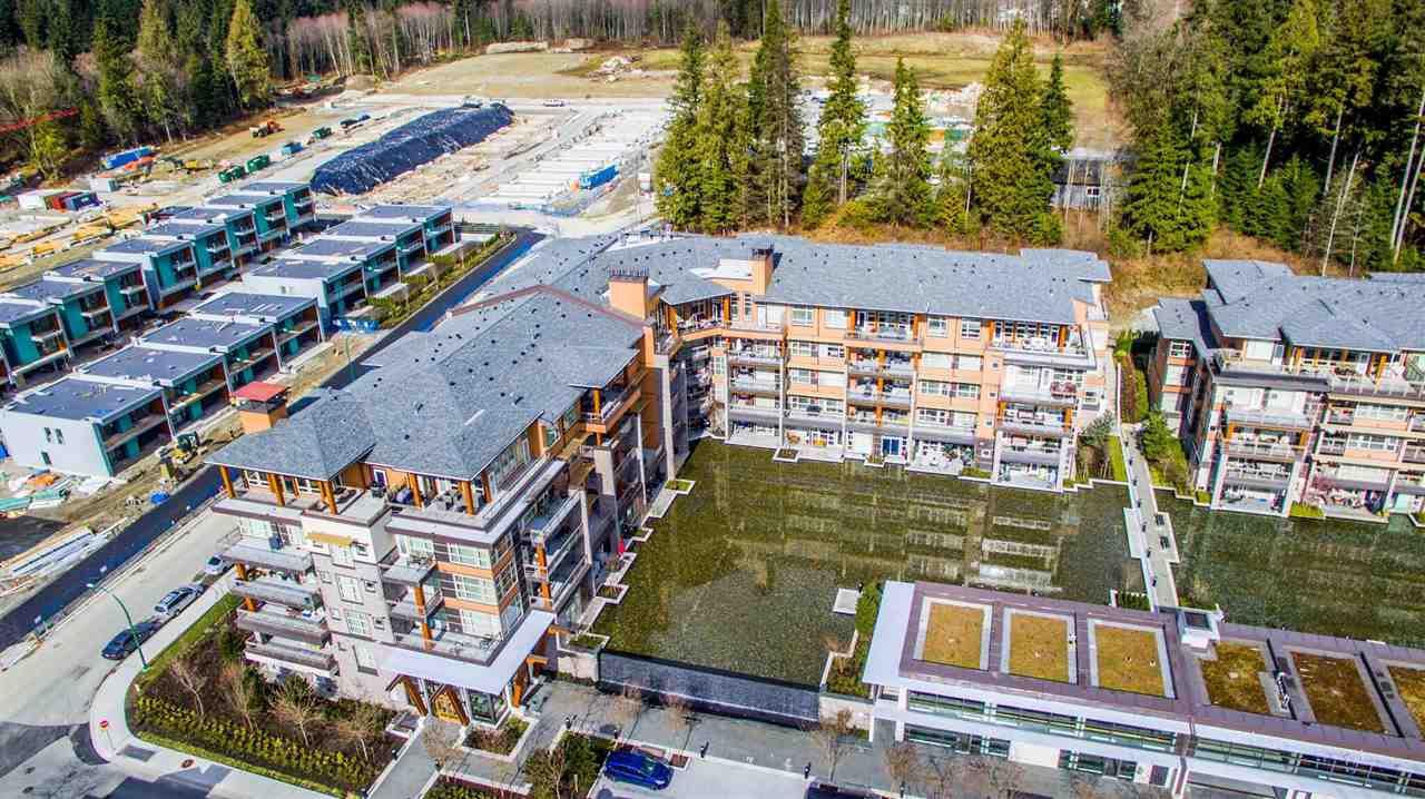 "Photo 2: Photos: 314 3602 ALDERCREST Drive in North Vancouver: Roche Point Condo for sale in ""DESTINY 2"" : MLS®# R2247958"