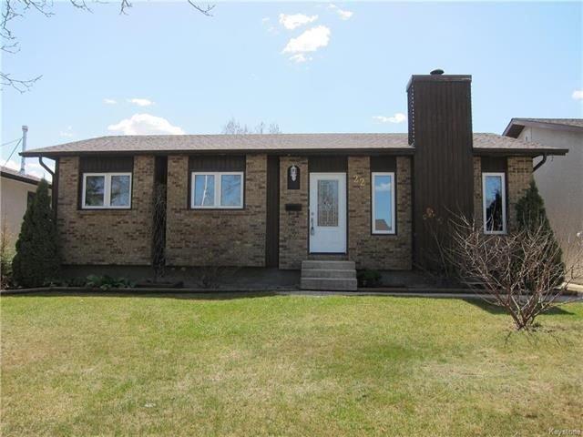 Main Photo: 22 Cedargrove Crescent in Winnipeg: Mission Gardens Residential for sale (3K)  : MLS®# 1806788