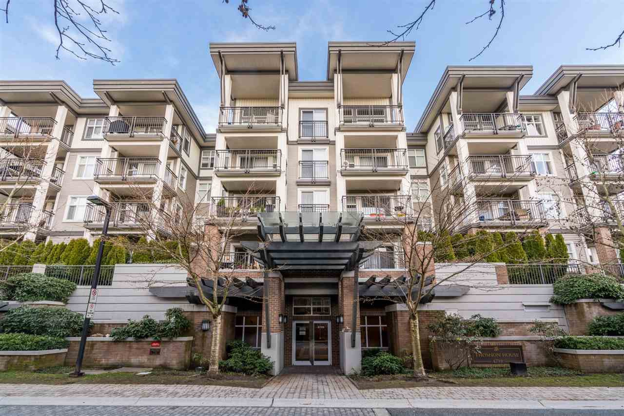 """Main Photo: 408 4799 BRENTWOOD Drive in Burnaby: Brentwood Park Condo for sale in """"BRENTWOOD GATE- THOMPSON HOUSE"""" (Burnaby North)  : MLS®# R2251921"""
