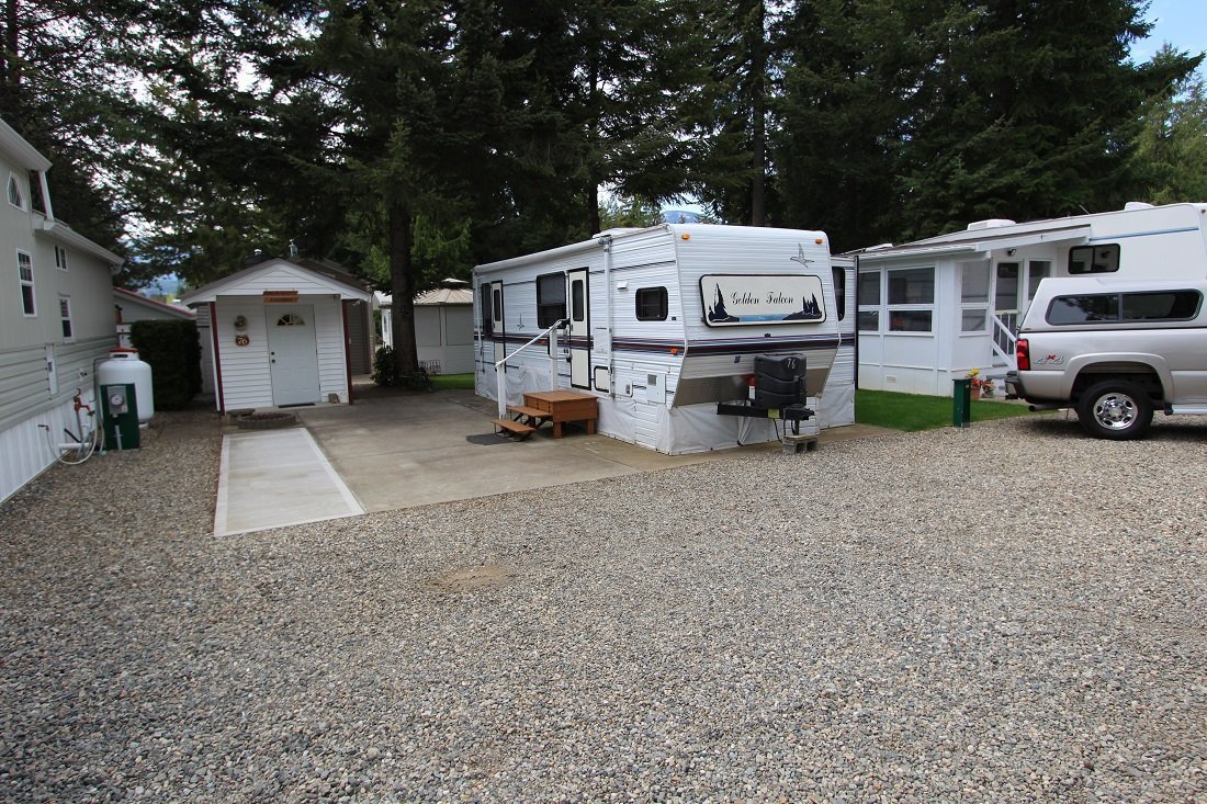 Main Photo: 76 3980 Squilax Anglemont Road in Scotch Creek: North Shuswap Recreational for sale (Shuswap)  : MLS®# 10175787