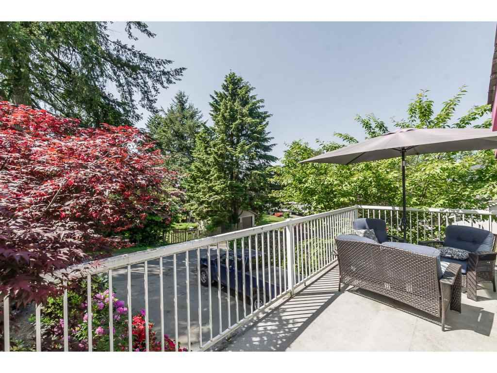 Photo 20: Photos: 33117 HILL Avenue in Mission: Mission BC House for sale : MLS®# R2271316