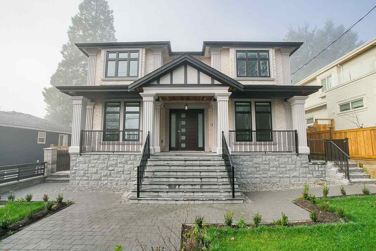 Main Photo: 4455 PERCIVAL Avenue in Burnaby: Deer Lake Place House for sale (Burnaby South)  : MLS®# R2285210