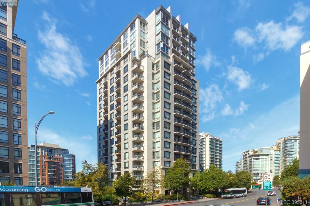 Main Photo: 1103 751 Fairfield Rd in VICTORIA: Vi Downtown Condo Apartment for sale (Victoria)  : MLS®# 792584