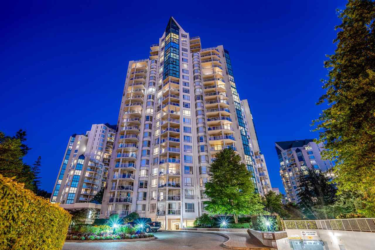 "Main Photo: 2402 1199 EASTWOOD Street in Coquitlam: North Coquitlam Condo for sale in ""SELKIRK"" : MLS®# R2301549"