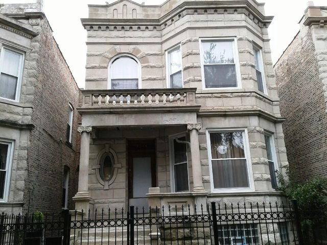 Main Photo: 3844 Monroe Street in CHICAGO: CHI - West Garfield Park Multi Family (2-4 Units) for sale ()  : MLS®# MRD10110878