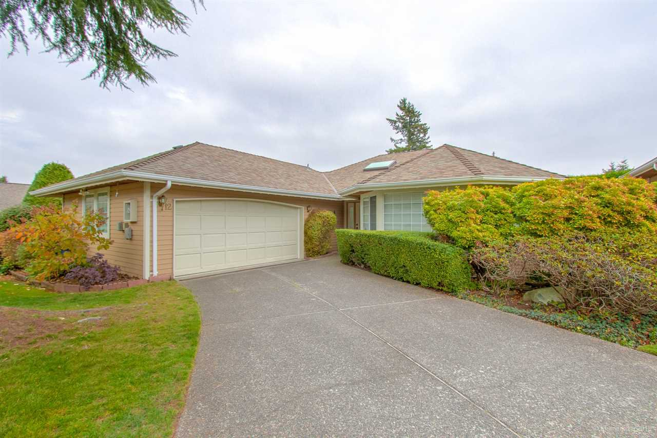 """Main Photo: 12 15137 24 Avenue in Surrey: Sunnyside Park Surrey Townhouse for sale in """"SEAGATE"""" (South Surrey White Rock)  : MLS®# R2318009"""