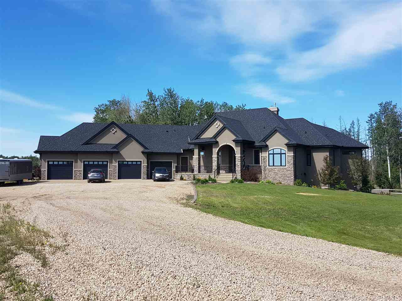 Main Photo: 0 27327 TWP RD 540: Rural Parkland County House for sale : MLS®# E4140770