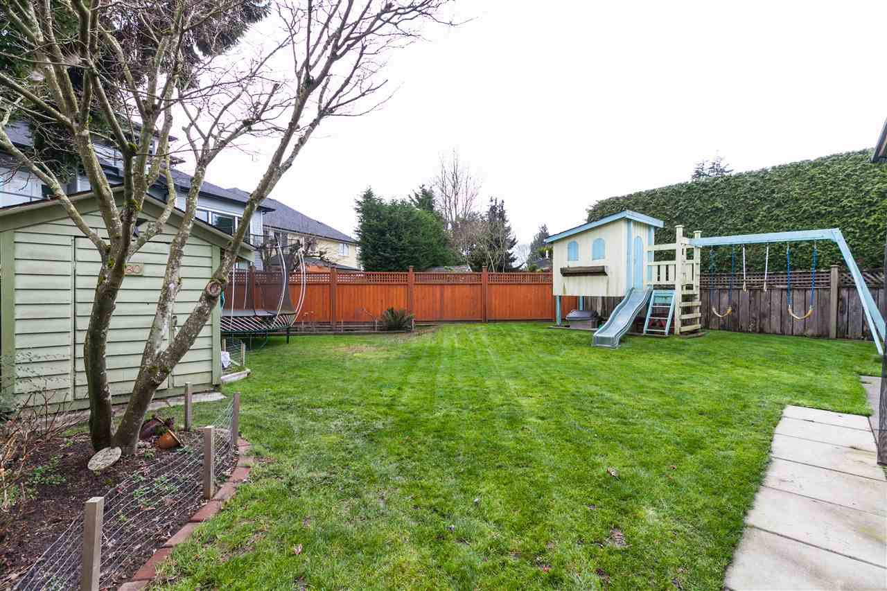 """Photo 20: Photos: 11780 TRUMPETER Drive in Richmond: Westwind House for sale in """"WESTWIND"""" : MLS®# R2335526"""
