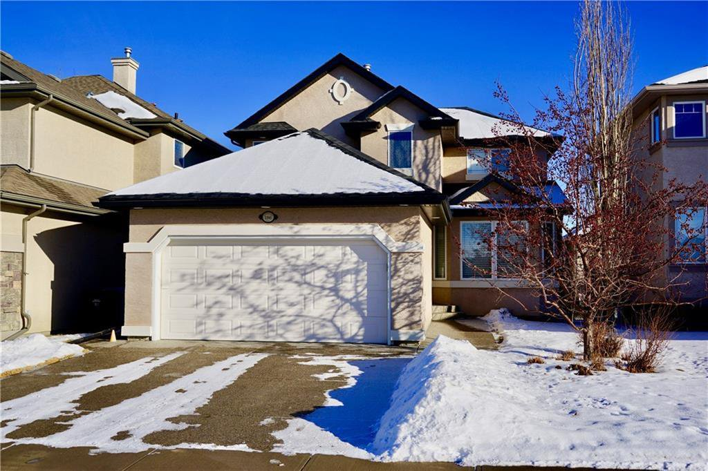Main Photo: 186 EVERGLADE Way SW in Calgary: Evergreen Detached for sale : MLS®# C4223959