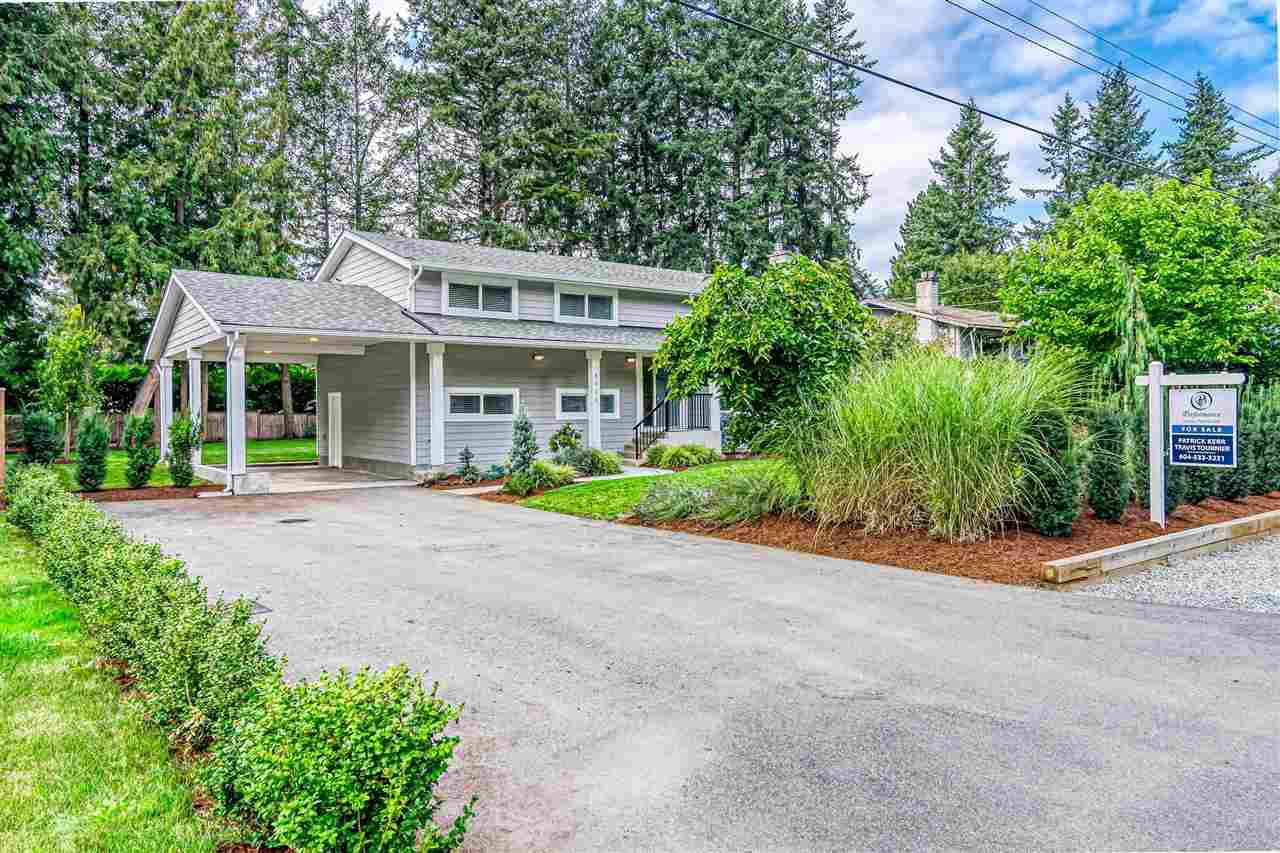 """Main Photo: 4123 205B Street in Langley: Brookswood Langley House for sale in """"Brookswood"""" : MLS®# R2361593"""