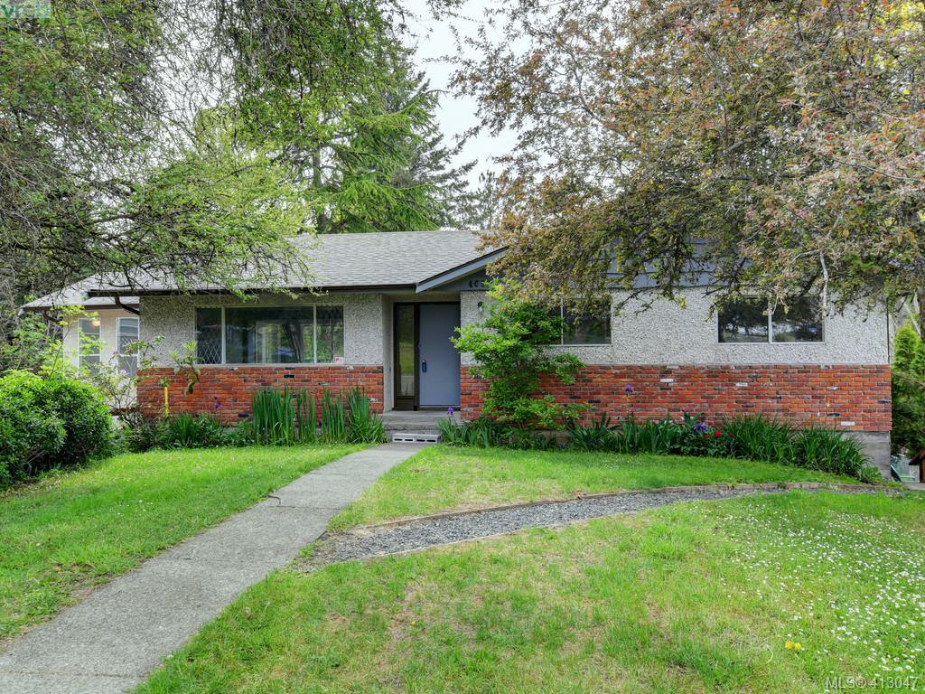 Main Photo: 4094 Atlas Place in VICTORIA: SW Glanford Single Family Detached for sale (Saanich West)  : MLS®# 413047