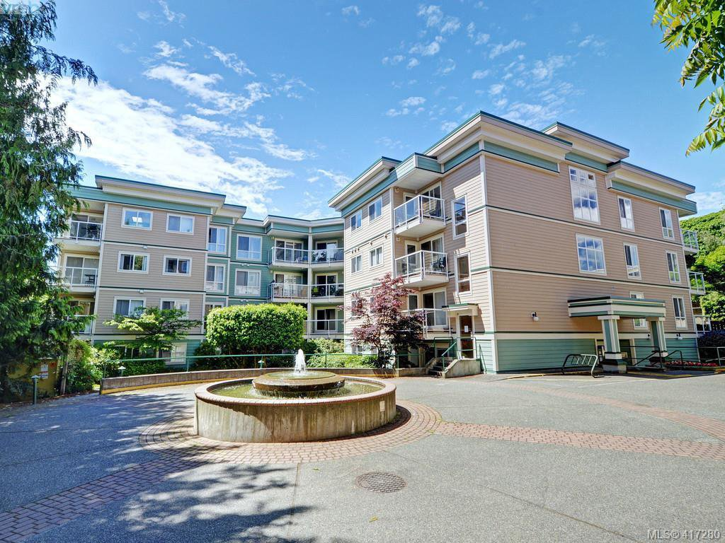 Main Photo: 411 649 Bay St in VICTORIA: Vi Downtown Condo for sale (Victoria)  : MLS®# 827828