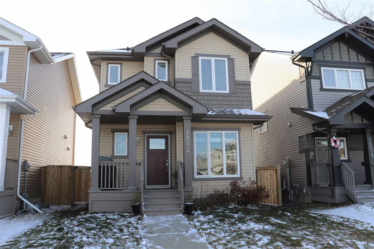 Main Photo: 18024 89 Street in Edmonton: Zone 28 House for sale : MLS®# E4179521