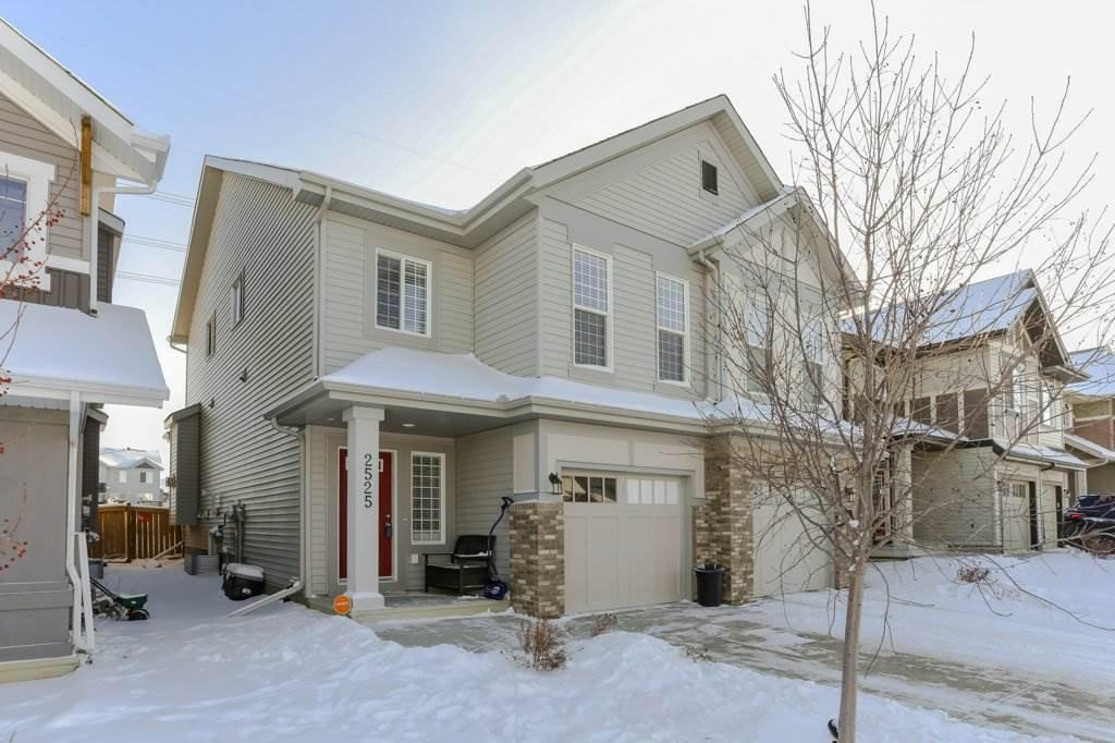 Main Photo: 2525 Coughlan Road in Edmonton: Zone 55 House Half Duplex for sale : MLS®# E4181127