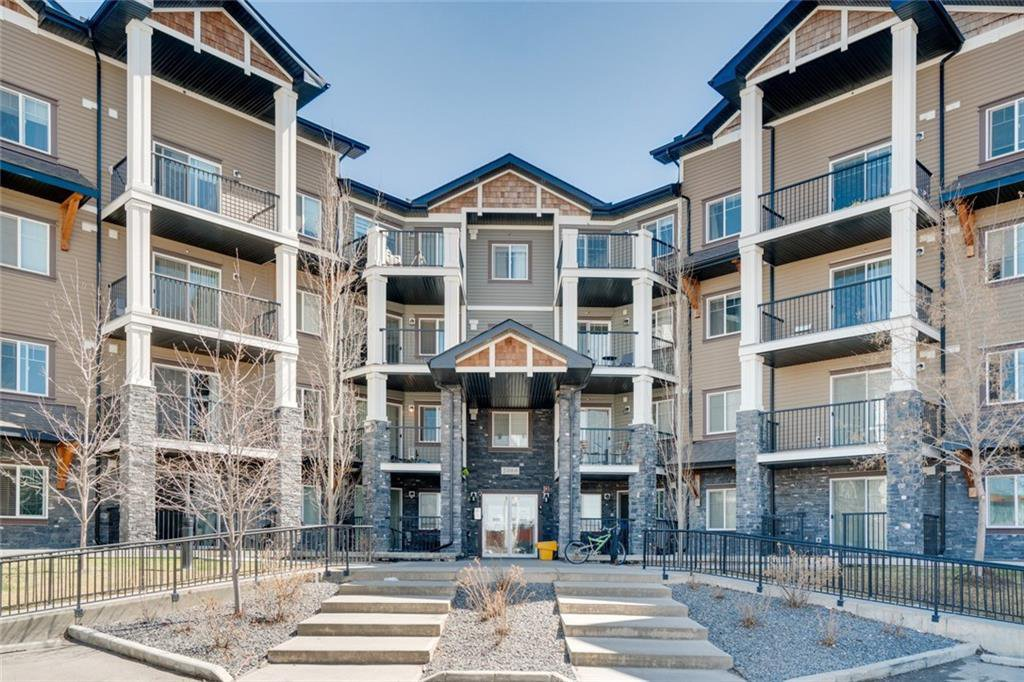 Main Photo: 2401 130 PANATELLA Street NW in Calgary: Panorama Hills Apartment for sale : MLS®# C4294912