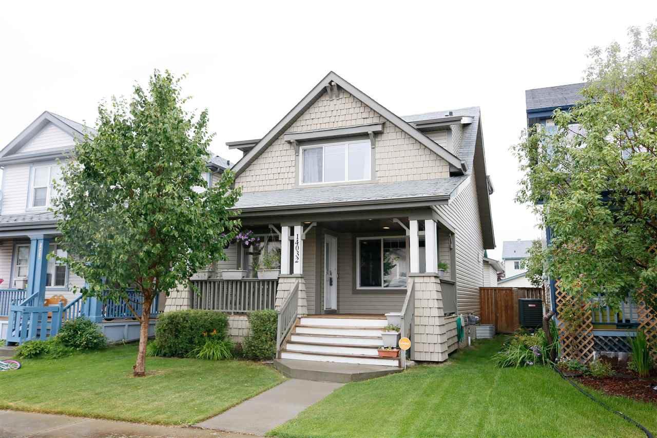 Main Photo: 14032 149 Avenue in Edmonton: Zone 27 House for sale : MLS®# E4209684