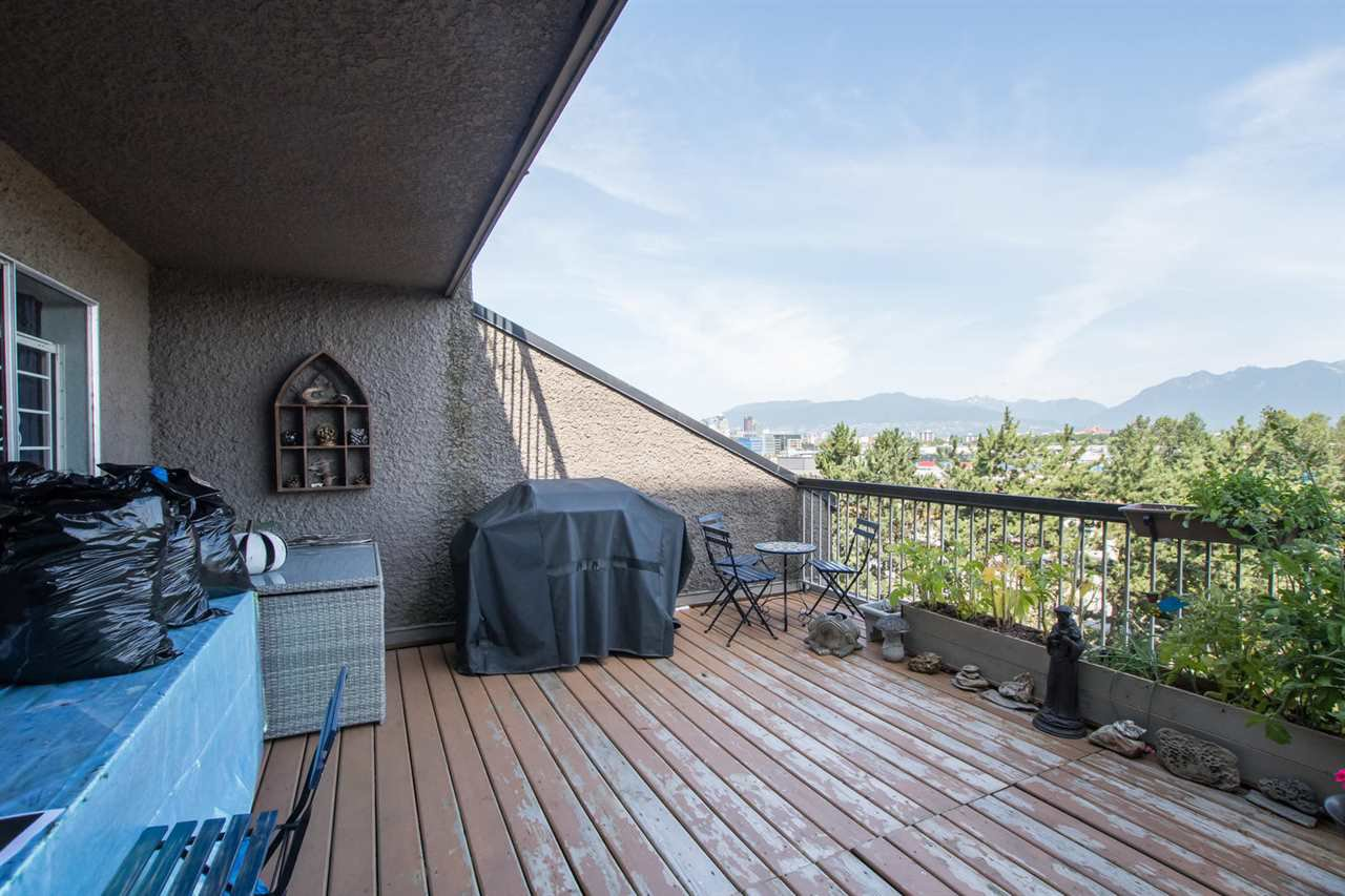 Photo 14: Photos: 718 774 GREAT NORTHERN Way in Vancouver: Mount Pleasant VE Condo for sale (Vancouver East)  : MLS®# R2510301