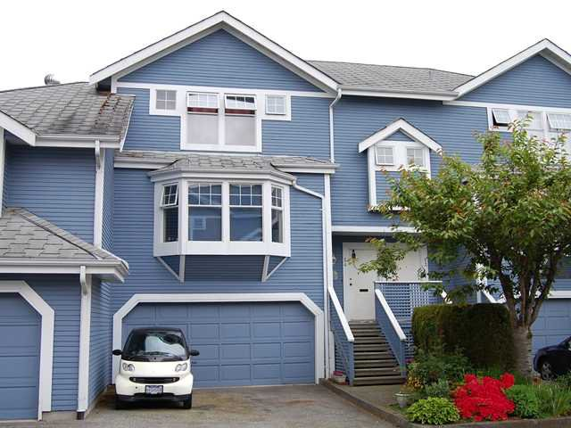 Main Photo: 54 1140 FALCON Drive in Coquitlam: Eagle Ridge CQ Townhouse for sale : MLS®# V890950