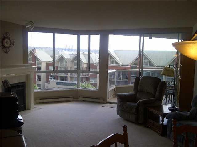 Photo 5: Photos: # 606 1245 QUAYSIDE DR in New Westminster: Quay Condo for sale : MLS®# V956089