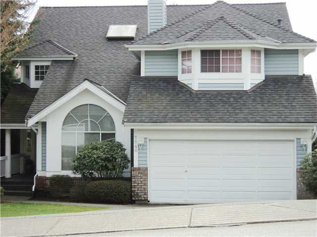 "Main Photo: 2940 DELAHAYE Drive in Coquitlam: Canyon Springs House for sale in ""CANYON SPRINGS"" : MLS®# V1057111"