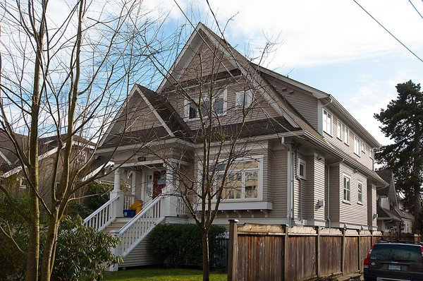 Photo 2: Photos: 2316 W 5TH Avenue in Vancouver: Kitsilano House 1/2 Duplex for sale (Vancouver West)  : MLS®# V1058971